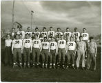 1946 Williston High School Football Team, Williston, N.D.