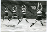 Epping Eagles cheerleaders, N.D.