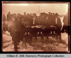 Funeral, Northwest Williston, N.D.