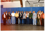 North Dakota Firemen's Association, past presidents, Williston, N.D.