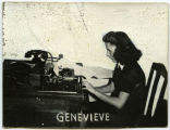 Farmers Press Staff, Genevieve, Williston, N.D.