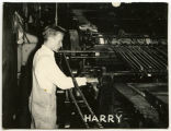 Farmers Press Staff, Harry, Williston, N.D.