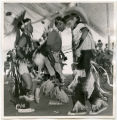 Native American children dancing