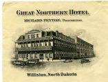 Great Northern Hotel, Williston, N.D.