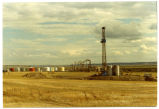 Elks Oil Well, East of Williston, N.D.