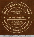 William E. (Bill) and Glo Shemorry, writers and photographers logo