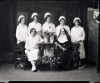 Nurses at Mercy Hospital, Williston, N.D.