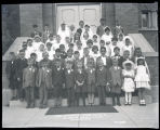 St. Joseph's Catholic Church First Communion Class, Williston, N.D.