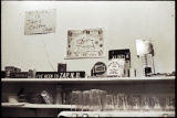 Interior of Jan's Cafe, Zap, N.D.