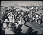 Four Bears Memorial Bridge Dedication ceremony, New Town, N.D.