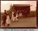 Dance, possibly at Willow Lake, Wildrose, N.D.