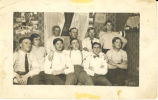 Male students in dormitory
