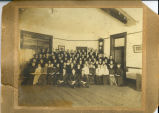 Business students, 1907