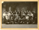 Faculty & students, 1903-1904