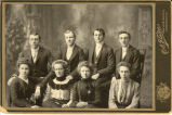 Members of the Norden Debating & Literary Society