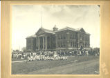 Old Main dedication, 1906
