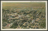 Aeroplane View of Bismarck, N.D.