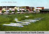 Northern Pacific Park, Mandan, N.D.