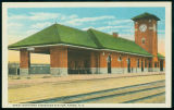 Great Northern Passenger Station, Fargo, N.D.