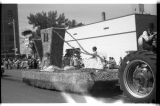 International Harvester Float, Ashley Diamond Jubilee parade, Ashley, N.D.
