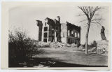 Ruins of North Dakota State Capitol building, Bismarck, N.D.