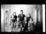 George Frolich family portrait