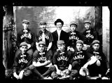 Baseball team, Mandan, N.D.