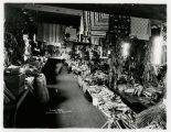 Exhibit Hall, Standing Rock Fair, Fort Yates, N.D.