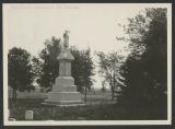 Soldiers and Sailors monument, Lisbon, N.D.
