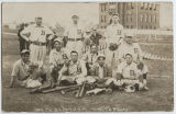 Beach N.D. baseball team