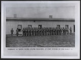 Company G, 6th North Dakota Infantry, Fort Buford, Dakota Territory