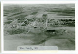 Aerial of Van Hook, N.D.