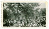 Sportsmen's Picnic, Sanish, N.D.