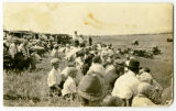 Verendrye Bridge dedication, Sanish, N.D.