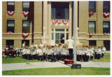 North Dakota Centennial Band performance