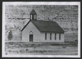 St. Mary's Catholic Church, Medora, N.D.