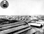 View of Fort Buford, Dakota Territory