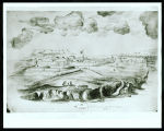 Sketch of Fort Rice, Dakota Territory