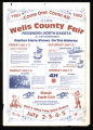1982 Wells County Fair Poster