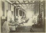 American troops at First Reserve Hospital, Manila, Philippines