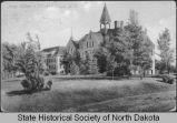 Fargo College and Dill Hall, Fargo, N.D.