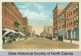Third Street looking south, Grand Forks, N.D.