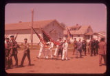 Parade, Border Memorial Day Ceremonies, Sherwood, N.D.