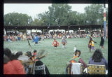 Girls Fancy Dance, United Tribes International Powwow, Bismarck, N.D.