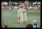 Women's regalia, United Tribes International Powwow, Bismarck, N.D.