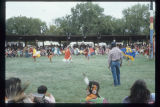 Girls shawl dance, United Tribes International Powwow, Bismarck, N.D.
