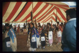 Grand entry, Mandan Indian Cultural Powwow, Mandan, N.D.