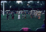 Junior Boys Fancy Dance, United Tribes International Powwow, Bismarck, N.D.