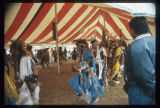 Traditional Dancers, Mandan Indian Cultural Powwow, Mandan, N.D.