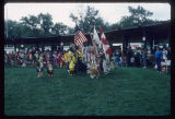 Grand Entry, United Tribes International Powwow, Bismarck, N.D.